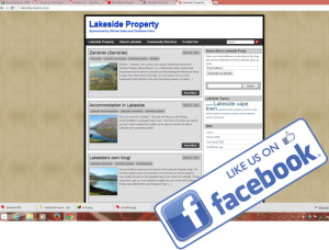 Our Lakeside Facebook Page