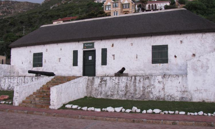 The Oldest Domestic Residential Building in South Africa